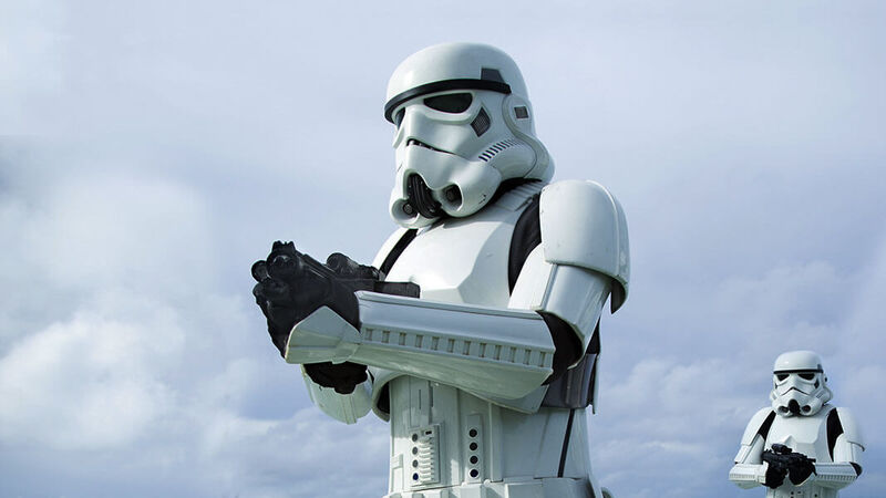 Star Wars Rogue One Stormtroopers