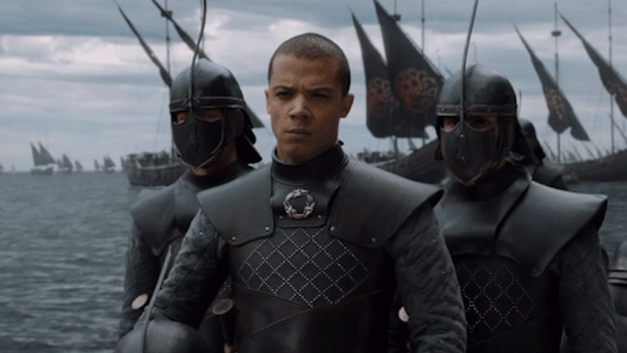 Grey Worm_Unsullied_Game of Thrones
