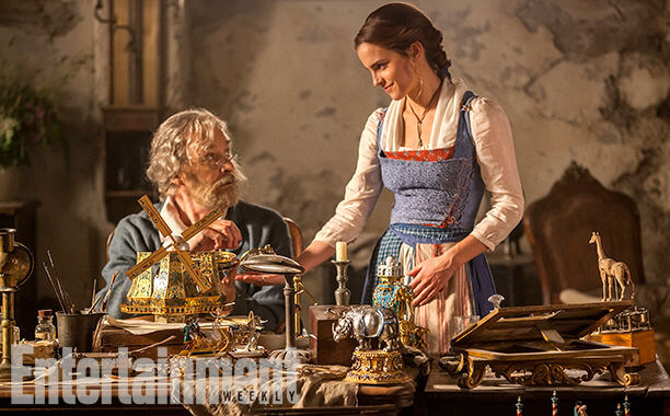 beauty and the beast belle maurice ew