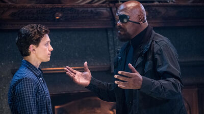 Samuel L. Jackson: Spider-Man Is Pivotal To Nick Fury's Future Plans