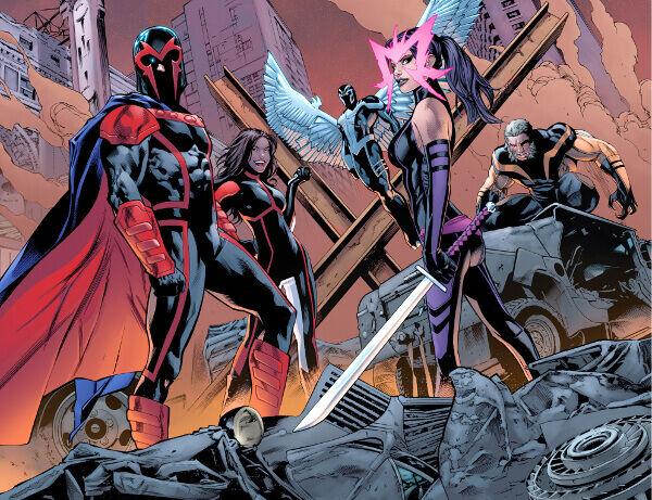 MMC28 - Uncanny X-Men