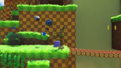 'Sonic Forces' - See The First Footage of Classic Sonic in Green Hill Zone Gameplay