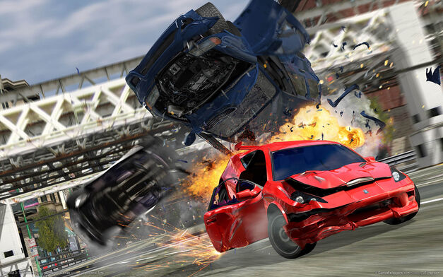 Burnout-Crash
