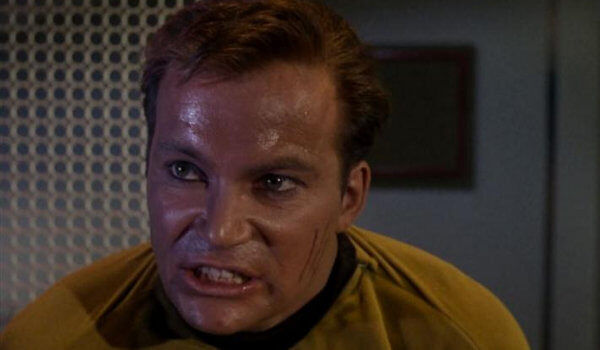 Star Trek The Enemy Within Evil Kirk