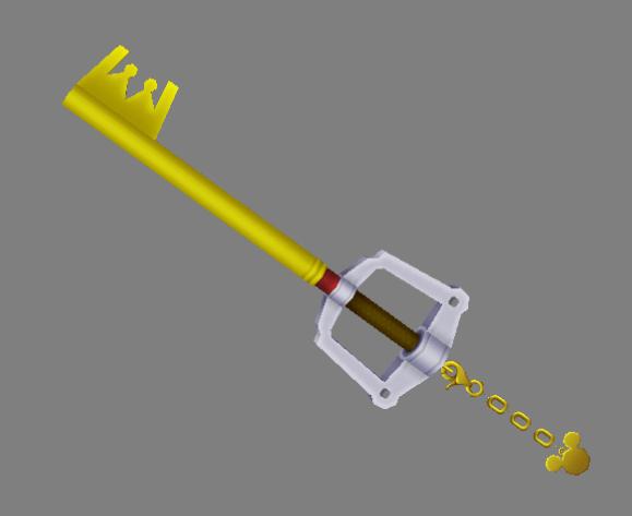 Kingdom Hearts Kingdom Key D Light Seeker
