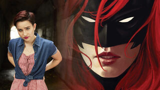 Bex Taylor-Klaus Wants to Be the Lesbian Batwoman We Need Right Now