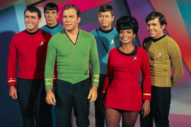 Star Trek Original Series Cast Trekkies