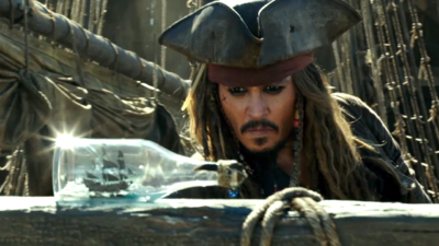 The Legacy of Disney's 'Pirates of the Caribbean' From Ride to Film Franchise