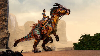 Your Travel Guide to 'Guild Wars 2: Path of Fire's Crystal Desert Region