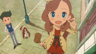 New Layton Game Announced For 3DS and iOS, Arriving in July