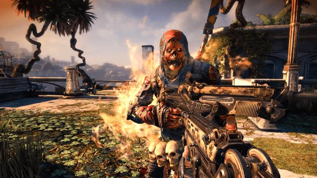 Bulletstorm Full Clip Edition Skull