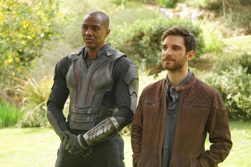 Agents of SHIELD Deathlok