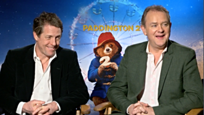'Paddington 2:' Hugh Grant and Hugh Bonneville Share Their Film Favorites
