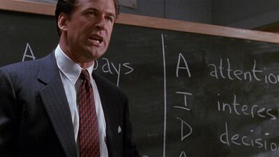 """""""Coffee Is for Closers"""": The Influence of 'Glengarry Glen Ross'"""