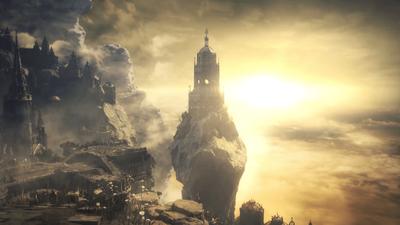 'Dark Souls III' -  The Ringed City DLC Announcement Trailer