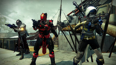 'Destiny: Rise of Iron' New Weapons Preview