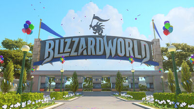 Tips for Blizzard World, the New 'Overwatch' Map