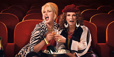 'Absolutely Fabulous: The Movie': Five Champagne Cocktails to Celebrate