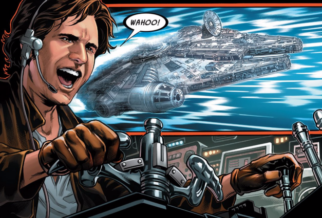 han solo star wars jason aaron john cassaday