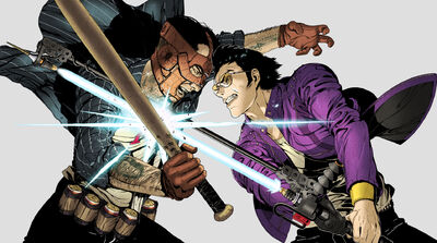 """Suda51 Says 'No More Heroes 3' Will be """"Bigger..Bloodier"""" and Like The Avengers"""