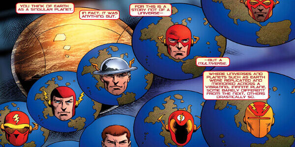 flash multiverse