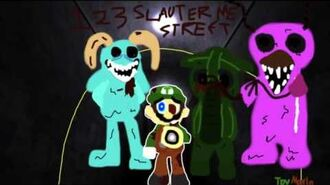 123 Slaughter Me Street FAN ART 2