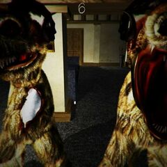 Teaser image of The Screamer on Facebook page.