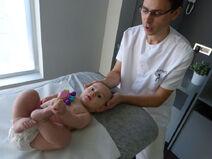 Osteopatia bebes