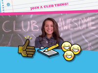 Join a club emoticon