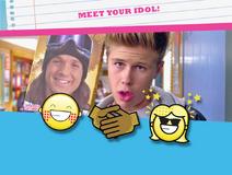 Post meet your idol