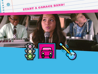 Garage band emoticon