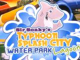Sir Soaky's Typhoon Splash City Water Park Lagoon