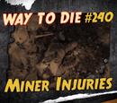 Miner Injuries