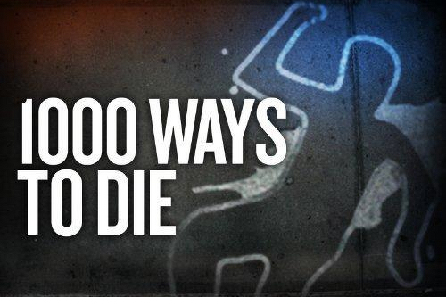 1000 Ways To Die Wiki
