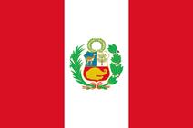 Bandera Perú