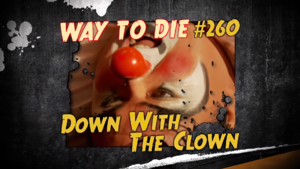Down With The Clown