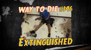 Extinguished