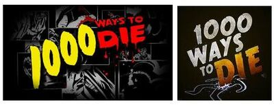 1000 Ways To Die logo