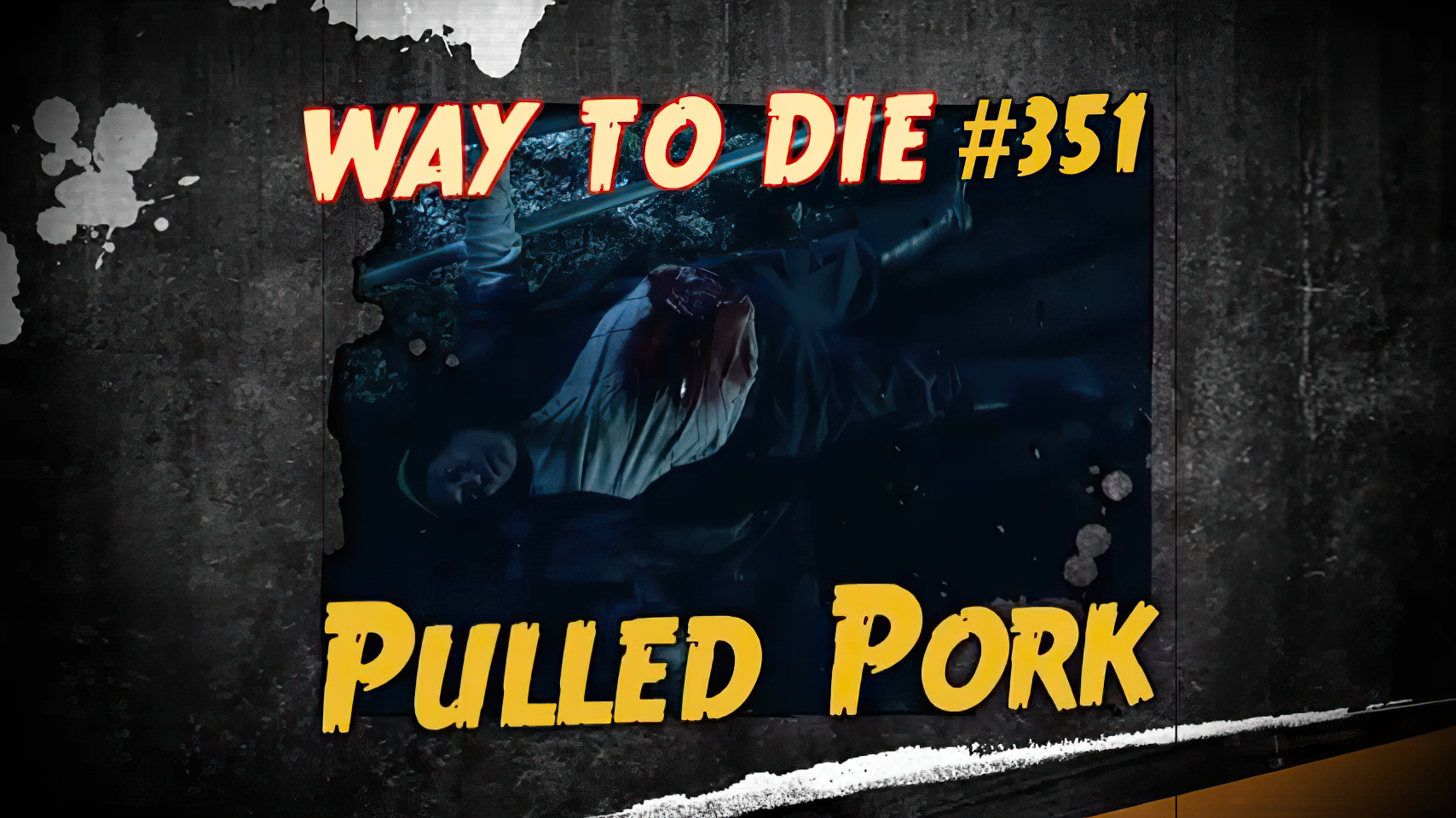 Name Of The Death Is A Pun On Pulled Pork