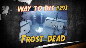Frost-dead