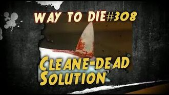1000 Ways To Die -308 Cleane-Dëad Solution (German Version)