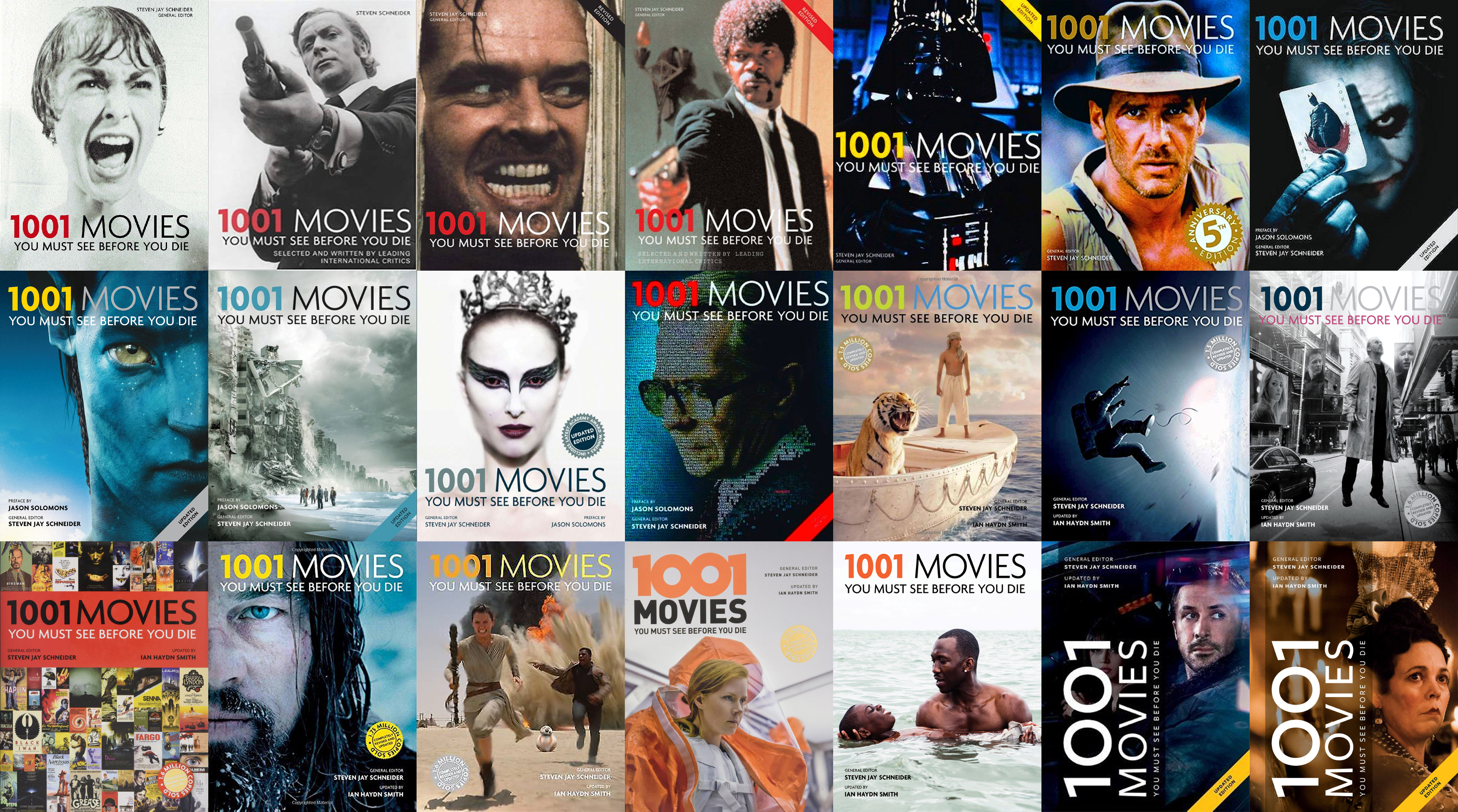 The Books 1001 Movies You Must See Before You Die Wiki Fandom