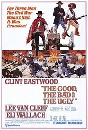 Good the bad and the ugly poster