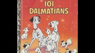 Disney's 101 Dalmatians - Justine Korman - Bedtime Story - with Narration