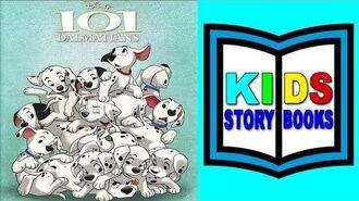 101 Dalmatians Read Along Story books Kids Story Books Kids Stories Read Aloud Kids Story Time