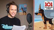 101 Dalmatian Street Olly Murs in the Studio 🎧 Disney Channel UK