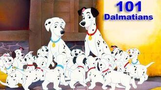 Walt Disney Classic Presents 101 Dalmatians - Audio Read Aloud Bedtime Storybooks for Kids