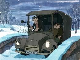 101 Dalmatians Horace & Jasper's Truck