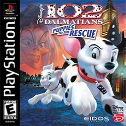 Cover 102 Dalmatians Puppies To The Rescue