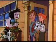 Home Is Where The Bark Is Cruella Returns Dalmatians